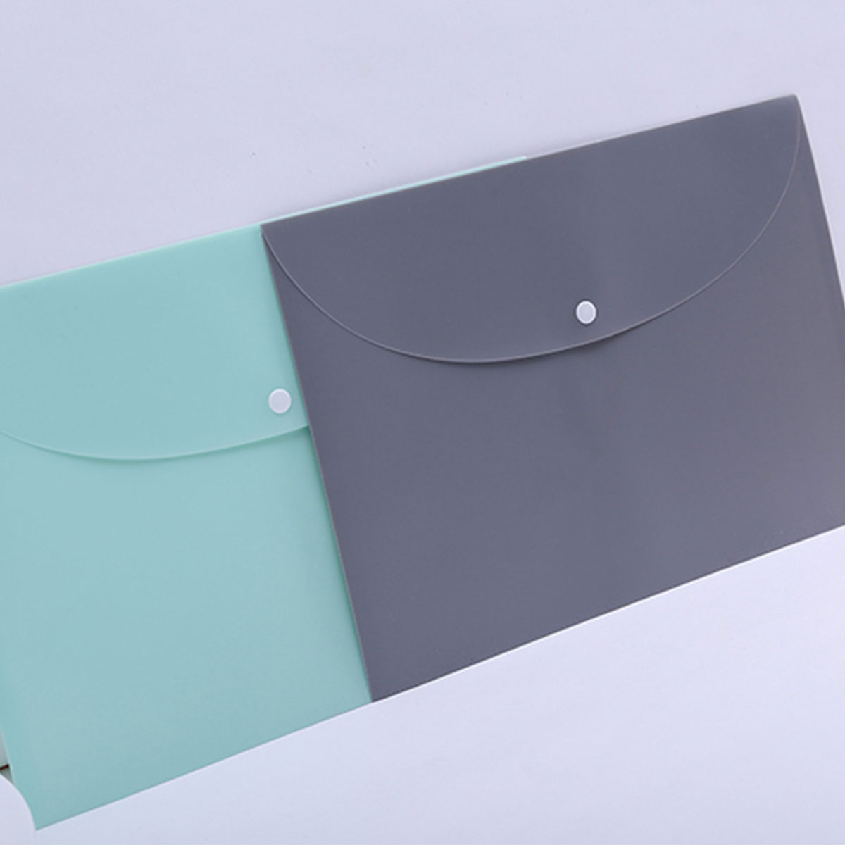PP file storage 2 only - blue gray