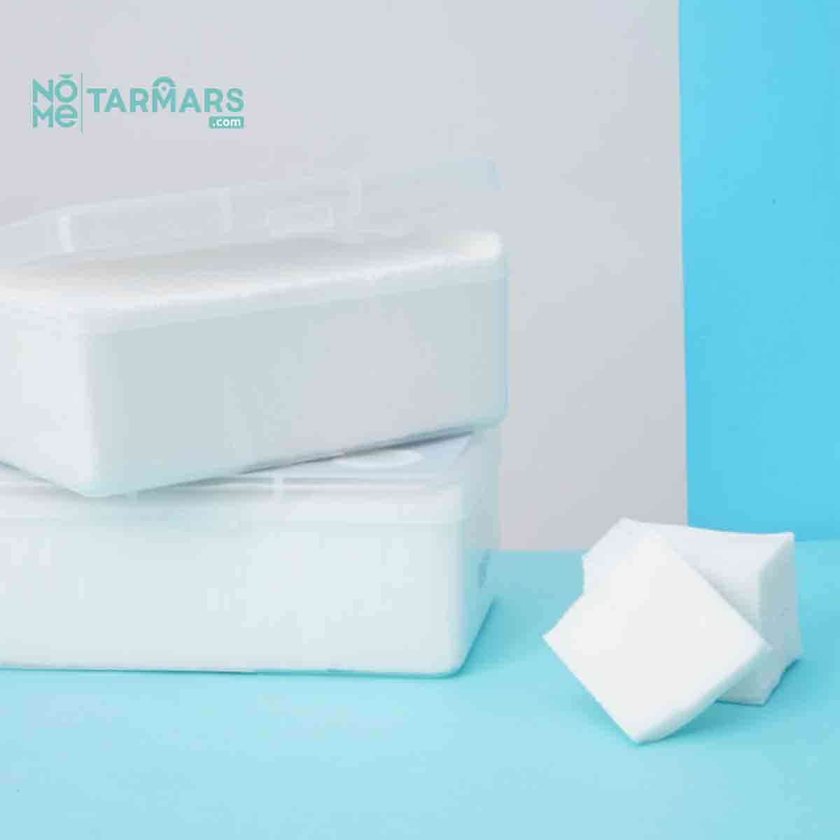 Make Up Removing Cotton (Box of 1000)