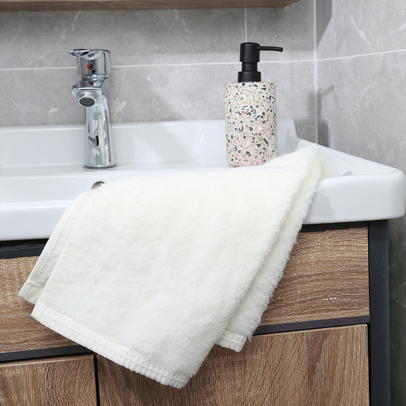 Cotton Face Towel Non Twisted High Absorbency