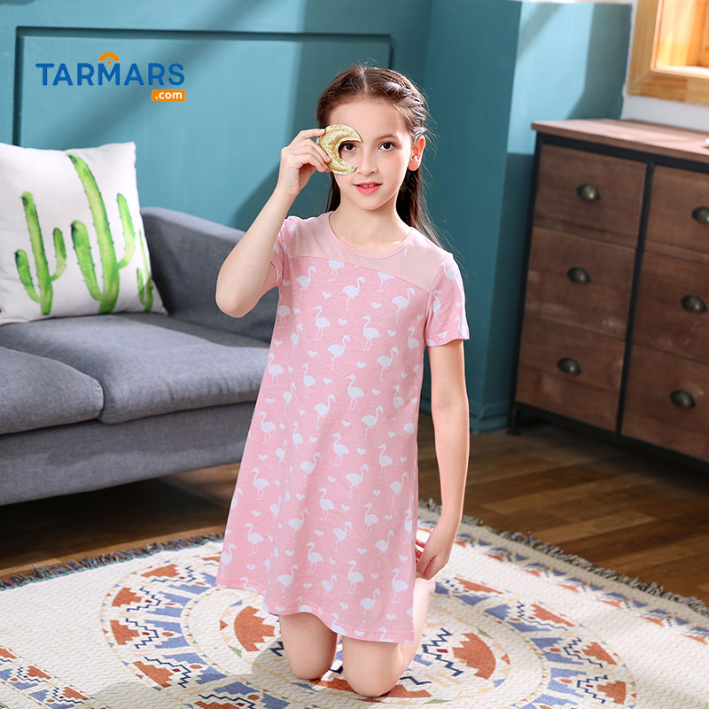 Flamingo Sleepwear Dress 99036