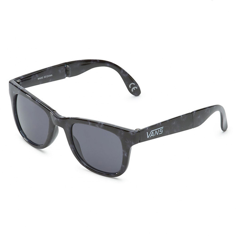 Vans Foldable Spicoli Shades Tonal Palm-Dark Smoke Sunglasses