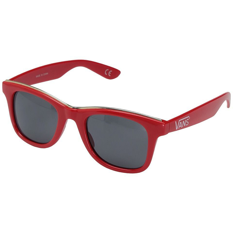 Vans Breakwater Sunglasses (Tomato/Gold)