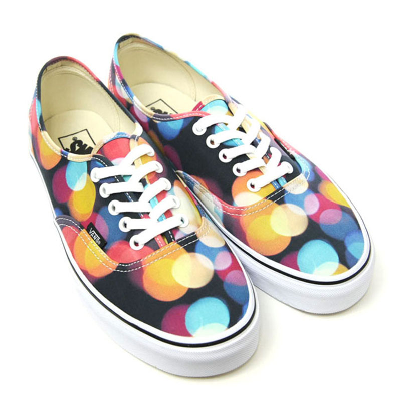 VANS AUTHENTIC FLASHING LIGHTS